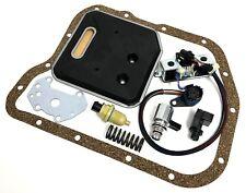 A518  46RE Transmission Filter Kit & Solenoid Set & Sensor & Spring 2000 Up