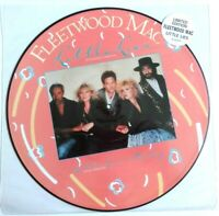 "NM/NM FLEETWOOD MAC  LITTLE LIES 12"" VINYL PIC PICTURE DISC  Extremely rare!"