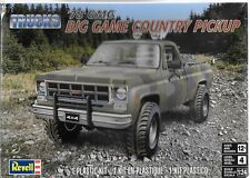 Revell TRUCKS, 1978 '78 GMC Big Game Country Pickup in 1/24 85- 7226 ST