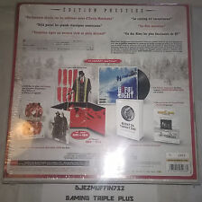 HATEFUL EIGHT (8) VINTAGE PRESTIGE EDITION SET (BLU-RAY + DVD + VINYL) FR + ENG
