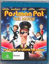 Postman Pat - The Movie (Blu-ray, 2014)New Region B Free Post