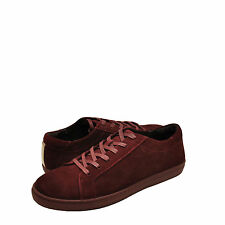 Men's Shoes Kenneth Cole Kam Lace Up Fashion Sneaker KMS7SU031 Burgundy *New*