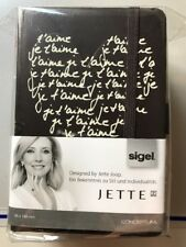 Notebooks Sigel CO714 JETTE A6, Dot-Lineatur Hardcover Pack Of 3.