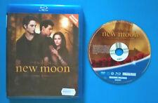 BLU-RAY Film Ita Fantascienza The Twilight Saga NEW MOON ex nolo no dvd cd (DV7)