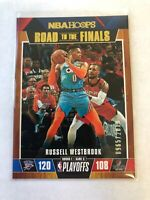 Russell Westbrook 2019-20 NBA Hoops Road to the Finals First Round #21  /2019