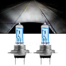 2pcs blanc H7 55W 6000K Xenon gaz halogène Phare Lampe Ampoules 12V