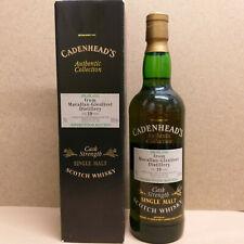 Cadenhead's Highland from Macallan-Glenlivet 19 Years Whisky Distilled 10/1976