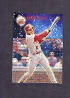 1998 Topps Stars #8761/9799 Barry Larkin #65 HOF Cincinnati Reds Moeller High