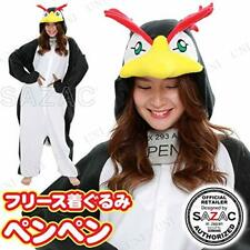 Sazac Evangelion Penpen Fleece Costume Kigurumi Cosplay Unisex From Japan