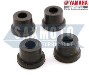 YAMAHA RD250 RD400 Lenkerhalter Gummidämpfer Set 1A2 1A3 1976-1979