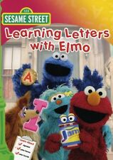 Sesame Street - Learning Letters with Elmo [New DVD] Dolby, Subtitled
