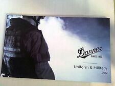 Danner Uniform & Military 2012 Catalog Booklet / 68 Pages