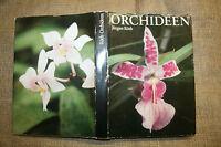 Fachbuch Orchideen, Anzucht, Arten, Kultur, Vermehrung, Beschreibungen, DDR 1982