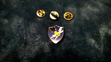 Army Security Agency Lapel Pin