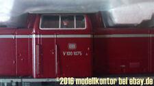 Unbemalte Modelleisenbahnen aus Gusseisen mit analoger Steuerung