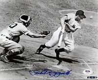Phil Rizzuto autographed signed 8x10 photo MLB New York Yankees PSA COA Holy Cow