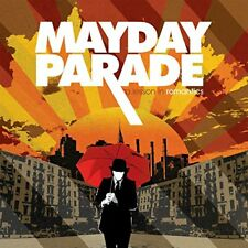 Mayday Parade - A Lesson In Romantics [CD]