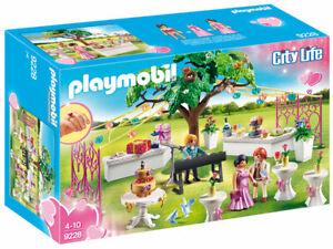 Playmobil Réception De Mariage 9228 Playmobil