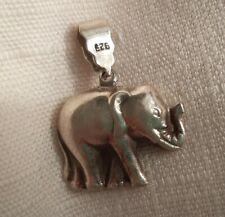 LOVELY VINTAGE STERLING SILVER ELEPHANT CHARM