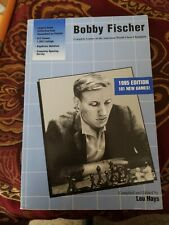 BOBBY FISCHER: COMPLETE GAMES OF AMERICAN WORLD CHESS CHAMPION **Excellent**