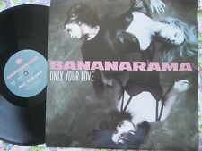 "Bananarama – Solo Tu Amor Etiqueta: Londres Records Nanx 21 Reino Unido 12"" SINGLE VINILO"