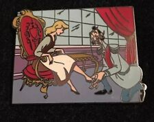 Pin 5177 Disneyland Memorable Moments Cinderella Trying On Glass Slipper