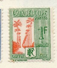 Guadeloupe 1935 Early Issue Fine Mint Hinged 1F. 109628