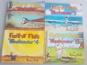 "Footrot Flats ""Weekender"" de Murray Ball - Bandes dessinées"