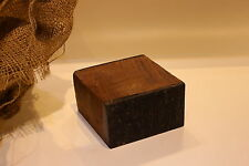 "East India Rosewood 5"" x 5"" x 3"" Bowl Blank"