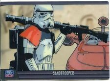 Star Wars Galaxy 7 Retail Exclusive Cell Chase Card #7