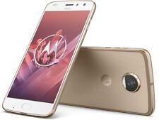 Motorola Moto Z2 Play DualSim gold 64GB LTE Smartphone inkl. JBL Soundboost 2