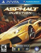 Sony Playstation Vita PSV PSVita Spiel ***** Asphalt Injection **********NEU*NEW
