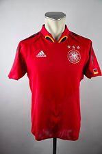 Deutschland Trikot Gr. 176 Adidas WM DFB Germany EM Kinder rot 2004