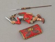 THOMAS GUNN ROMAN EMPIRE ROM033A DEAD LEGIONNAIRE RED SHIELD MIB