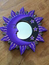 Moon wall mirror