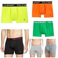 Polo Sport Ralph Lauren Men's Boxer Brief Stretch S L XL Grey Green Black Yellow