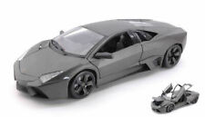 Lamborghini reventon grigio barra 1:18 auto stradali scala burago