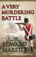 A Very Murdering Battle by Marston, Edward (Paperback book, 2012)