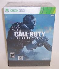 NEW! Call of Duty Ghosts for XBOX 360 : Hardened Edition {3025}