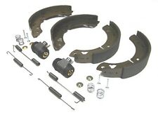 New Rear Brake Kit w Wheel Cylinders + Shoes + Hardware MGB Roadster 1963-1980
