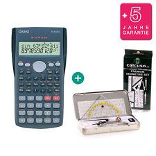 Casio FX 82 MS CALCOLATRICE + geometrieset e garanzia