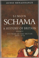 Simon Schama A History of Britain Volume II Wars of the British 1603-1776 11 hrs