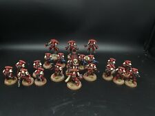 Primaris SPACE MARINE Armée Blood Ravens Dark Imperium Pro Painted Made To Order