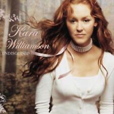 CD Kara Williamson UNDISGUISED christ Pop Worship NEU & OVP