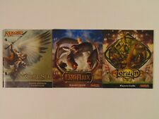 Magic The Gathering Players Guide Lorwyn - Conflux - Ninth Edition Core Set MTG