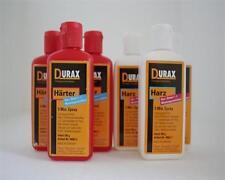 3 x Durax 200g 5 Min Epoxi Rapid Epoxidharz R&G Epoxidkleber Made in Germany