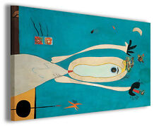 Quadri famosi Joan Mirò vol XXIII Stampa su tela arredo moderno arte design