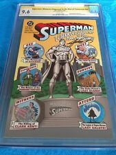 Superman: Whatever Happened to Man of Tomorrow? - CGC SS 9.6 - Signed by Perez