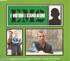E MOTION - I Stand Alone (UK 4 Track CD Single)