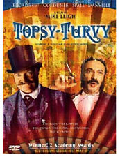 Topsy-Turvy (1999, Mike Leigh) 2discs DVD NEW